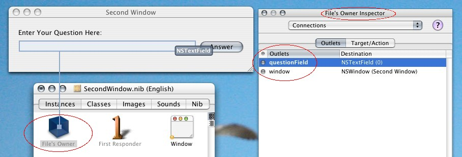 how to open a nib file on mac